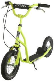 "Stiga  Air Scooter 12"" Limegreen"