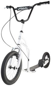"Stiga  Air Scooter 16"" Wit"