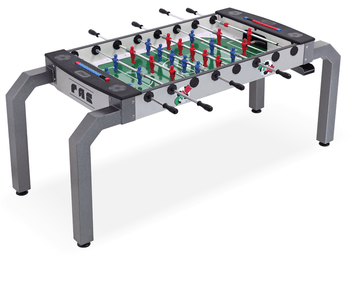 FAS Soccer table Special Team with telescopic bars