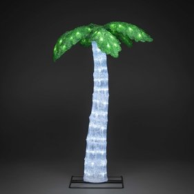 Konstsmide LED Acryl Palm