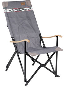 Bo-Camp Urban Outdoor Folding chair Camden gray