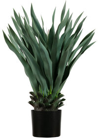 Woood Agave artificial plant