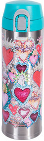 Thermos Decor Hearts isolerende drinkfles