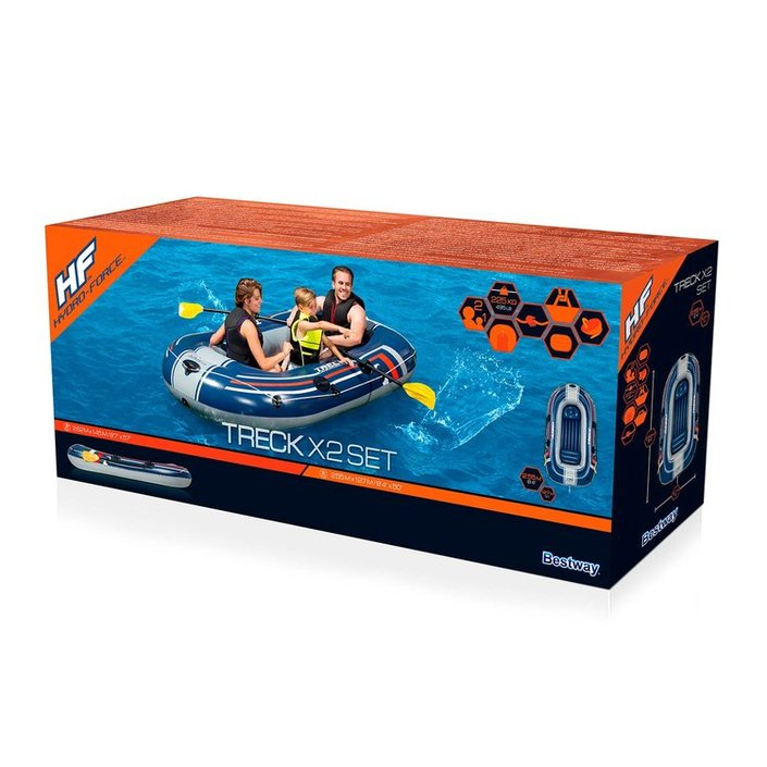 Boot raft Hydro-force set 250