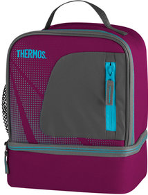 Thermos Radiance Dual Compartment roze lunchkit