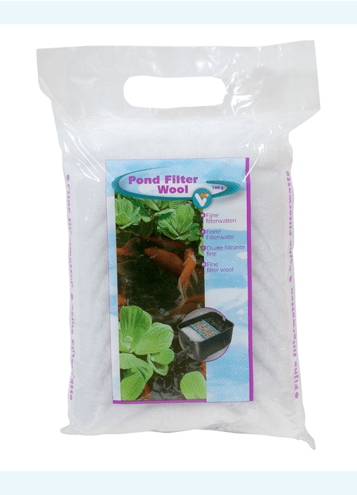 VT Pond Filter Wool White