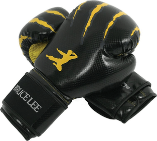 Bruce Lee Signature gants de boxe