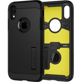Spigen iPhone XR Tough Armor XP Black hoesje