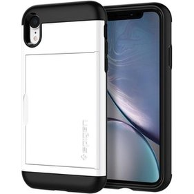 Spigen iPhone XR Case Slim Armor CS White