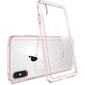 Spigen iPhone XS Hybrid Rose Crystal