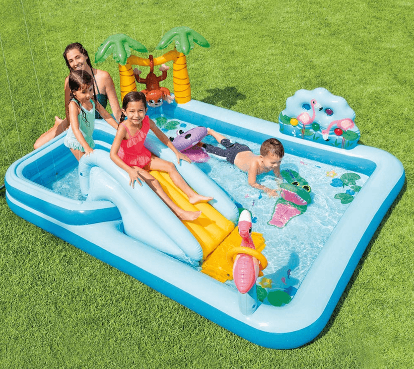 Intex Playcenter Jungle Adventure opblaaszwembad