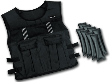 Tunturi weight vest 10 kg or 15 kg