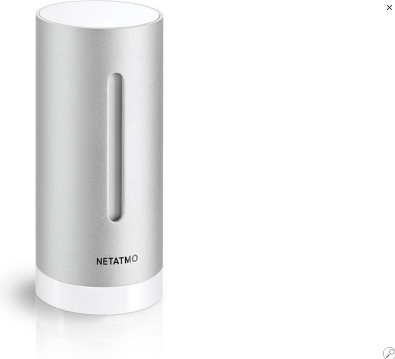 Netatmo Additionele Indoor Module weerstation
