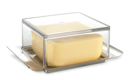 GEFU Brunch 125g butter dish