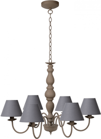 Lucide Campagne Chandelier