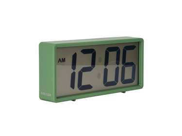 Karlsson alarm clock Coy with rubber