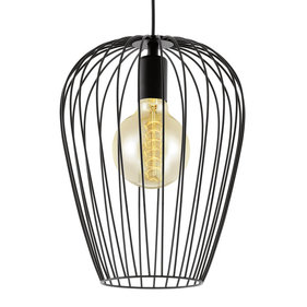 Eglo Newtown 110cm hanging lamp 49472