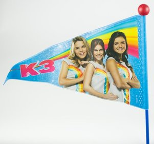 K3 Bicycle flag Children's bicycle