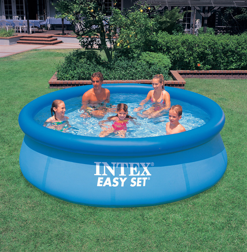 Intex Easy Set Pool 305x76cm opblaaszwembad
