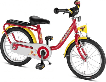 Puky Z8 kid's bike yellow 2015
