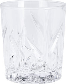Valetti Whiskey Star 300 ml Glas