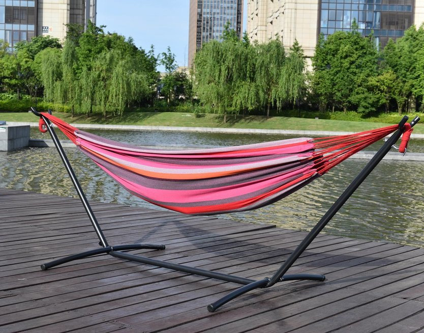 Valetti 2-person hammock including standard
