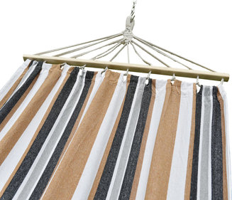 Valetti single hammock with spreader stick