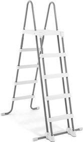 Intex safety ladder for swimming pools 132 cm