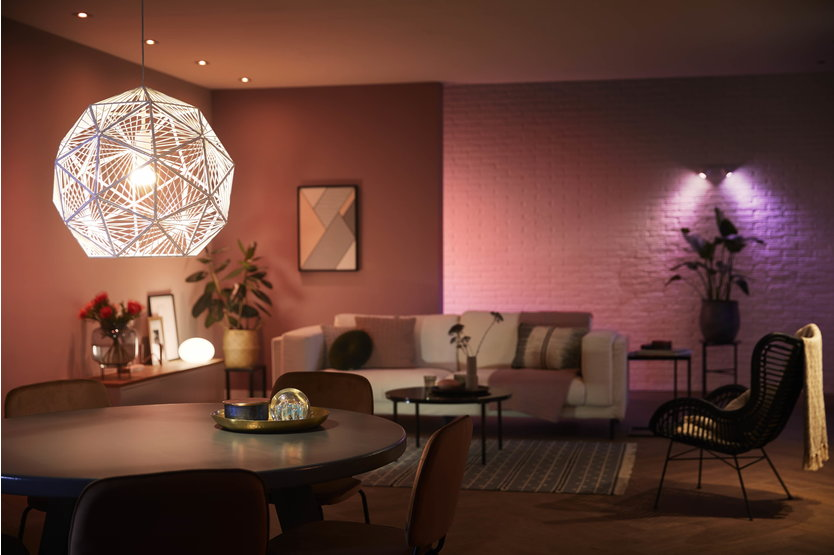 Philips Hue Bluetooth spot - GU10 - wit en gekleurd licht - 1-pack