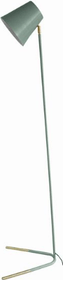 Leitmotiv floor lamp Noble metal