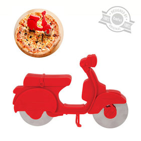 Balvi Scooter ABS pizza cutter