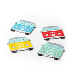 Balvi Van coaster - set of 4