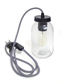 Balvi Light Jar hanging lamp