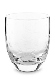 Pip Studio Basic Etching 280ml Wasserglas