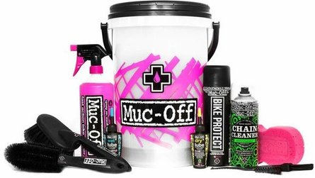 Muc-Off Dirt Bucket Kit