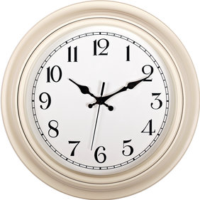 Valetti antique wall clock