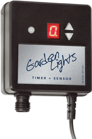 Garden Lights Dark / light sensor with timer accessory