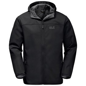 Jack Wolfskin Northern Point softshelljacka herrar