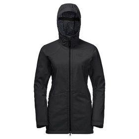Jack Wolfskin dames de softshell Rock Valley