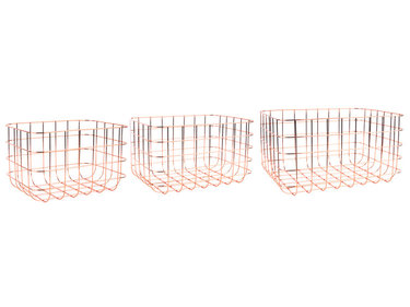 PT Grid Iron baskets - set of 3