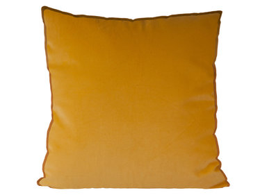 PT Luxurious XL square velvet cushion