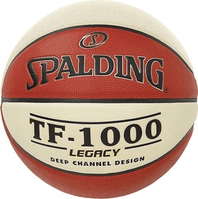Spalding TF 1000 Legacy 6 indoor match ball