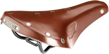 Brooks leather saddle B17 S Standard Classic women brown leather saddle