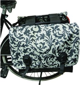 Beck Canvas double pannier