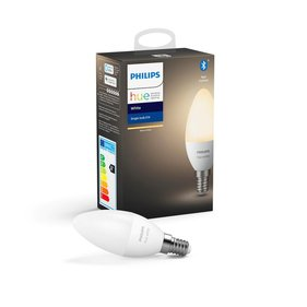 Philips Hue Bluetooth kaarslamp - warmwit licht - 1-pack