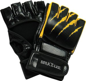 Bruce Lee Signature MMA Grappling gloves