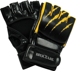 Bruce Lee Signature MMA Grappling handskar
