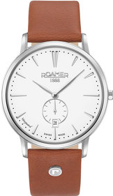 Roamer Vanguard Slim Line Small Second herrklocka