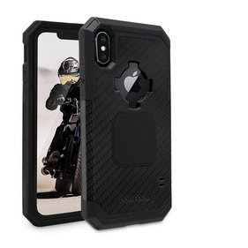 Rokform Rugged Black iPhone X(s) - telefoonhoesje