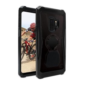Rokform Rugged Case Black - Galaxy S9 - telefoonhoesje